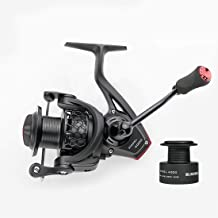 BLISSWILL Fishing Reel Spinning Reel Lightweight Spinner Reel 12+1BB Smooth Powerful Carbon Fishing Reels for Saltwater Freshwater