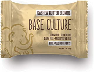 Paleo Brownie Cashew Butter