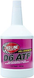Red Line 30704 D6 Automatic Transmission Fluid - 1 Quart (Pack of 2)