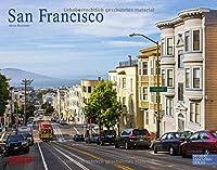San Francisco 2019: Grossformat-Kalender