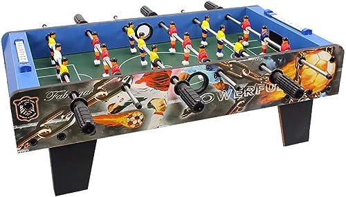 cómodo WHTBOX Futbol de Mesa Mesa Mesa Adultos Futbol Juego de Mesa,Juego de Mesa,FúTbolista,Deporte,Soccer,Football, BalóN Robusto, FúTbol,Adecuado Personas Mayores De 3 años,azul-L  barato y de alta calidad