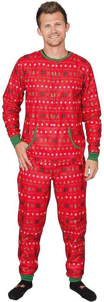 Custom Add Your 年中無休 Text 迅速な対応で商品をお届け致します Butt Flap Family Sui Union Christmas Pajama