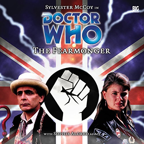 Doctor Who - The Fearmonger audiobook cover art