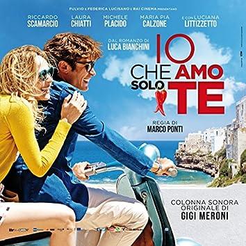 Io Che Amo Solo Te (Original Motion Picture Soundtrack)