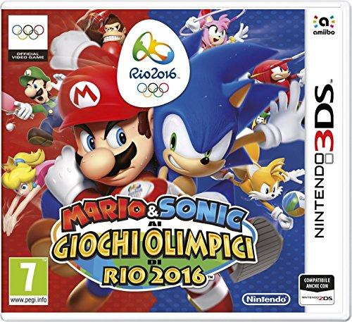 Nintendo Sw 3DS 2232849 Mario & Sonic-Rio 2016