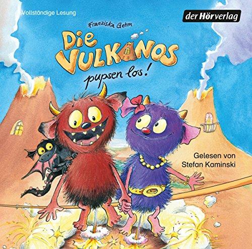 Die Vulkanos pupsen los! Titelbild