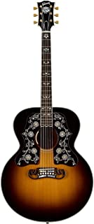 Gibson Acoustic Bob Dylan Sj-200 Players Edition - Guitarra acústica