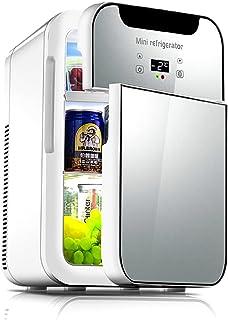 Mini kylskåp, 20l bärbar kylare värmare Personligt kylskåp, lämpligt för hushålls sovsal, kosmetika, bilkylning och energi...