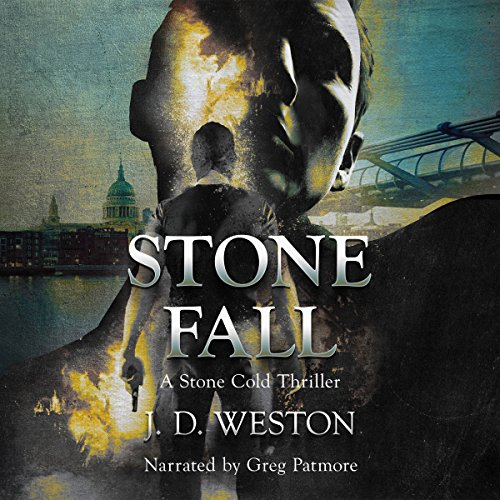 Stone Fall: A Stone Cold Thriller audiobook cover art