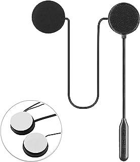 para Motociclista Casco inal/ámbrico Auriculares Bluetooth ASHATA Intercomunicador Auriculares Casco de Motocicleta Auriculares Bluetooth