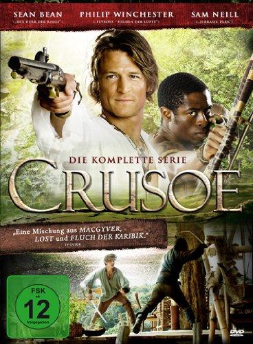 Crusoe [4 DVDs]
