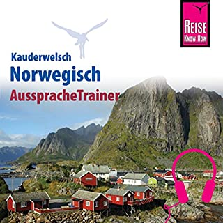 Norwegisch (Reise Know-How Kauderwelsch AusspracheTrainer) Titelbild