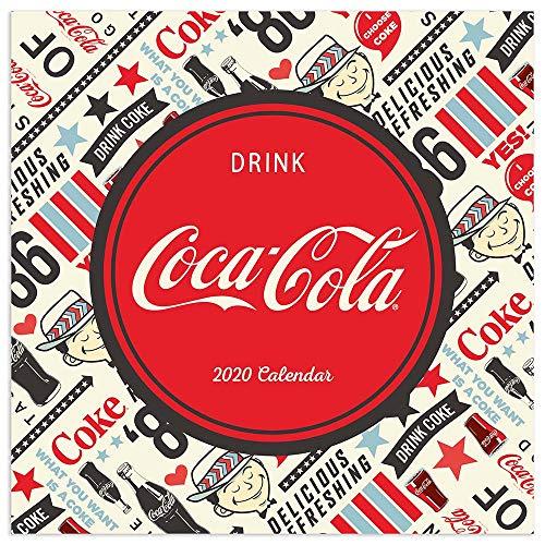 Coca-Cola 2020 Calendar
