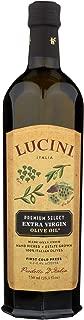 Lucini Italia Premium Select Extra Virgin Olive Oil - Case of 6 - 25.4 Fl oz.