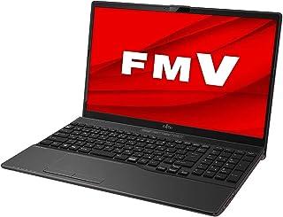富士通 ノートパソコン FMV LIFEBOOK AH53/E3 15.6インチ Core i7 SSD 512GB 8GBメモリ Microsoft Office 2019 Home & Business搭載 FMVA53E3BG-K3547...
