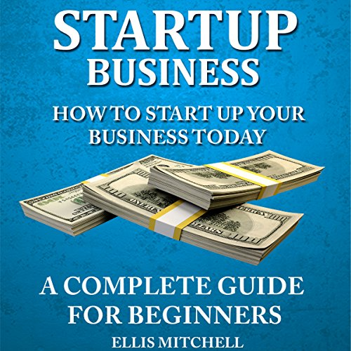 Start up Business audiobook cover art