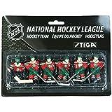 NHL Minnesota Wild Table Top Hockey Game Players Team Pack
