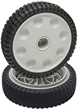 Lumix GC 2 Pack Front Wheel for Troy Bilt TB210 TB230 TB260 TB280 Lawn Mowers
