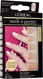 L'oreal Faux Ongles Nails à Porter By Color Riche - 001 French Touch
