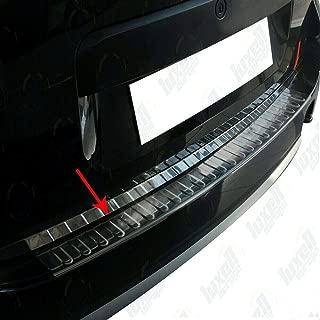 DUSTER Protezione antigraffio per paraurti posteriore in acciaio INOX cromato