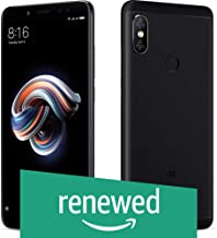 (Renewed) Redmi Note 5 Pro (Black)