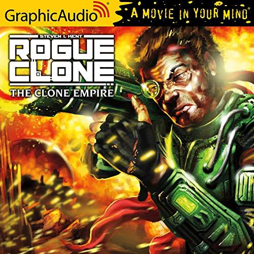 The Clone Empire [Dramatized Adaptation] cover art
