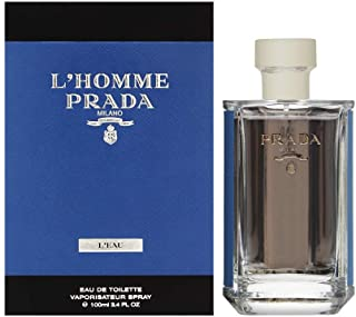 PRADA L'Homme L'Eau For Men Eau De Toilette, 100 ml