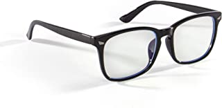 Blue Light Filter Reading Glasses | Protect Eyes from Blue & UV Rays | Reduces Eye Strain, Headaches and Fatigue | Compute...