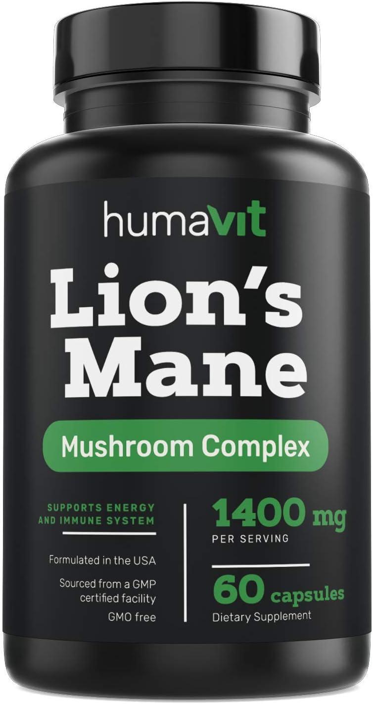 Lions 100% quality warranty! Mane Mushroom Complex Mail order cheap – 5 Supplemen Extract Mushrooms