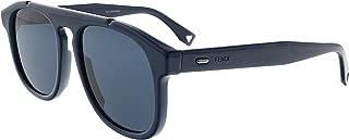 Sunglasses Fendi Men Ff M 14 /S 0PJP Blue / KU blue avio lens