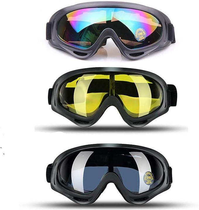 Occhiali da sci, occhiali da sci snowboard B081TVHG7B