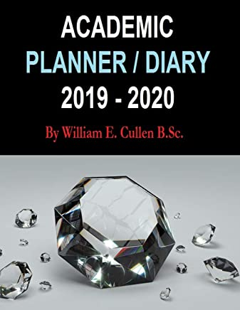 A5 Organise with Style Organiser 2019-2020 Weekly Planner Diary Journal Academic Diary 2019-2020 Doodle Life Planner