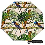 Manual de Vida Silvestre Tropical Paraguas Plegable de Viaje