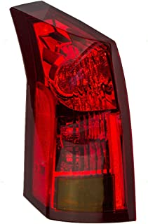 Drivers Taillight Tail Lamp Replacement for Cadillac 15930597 AutoAndArt