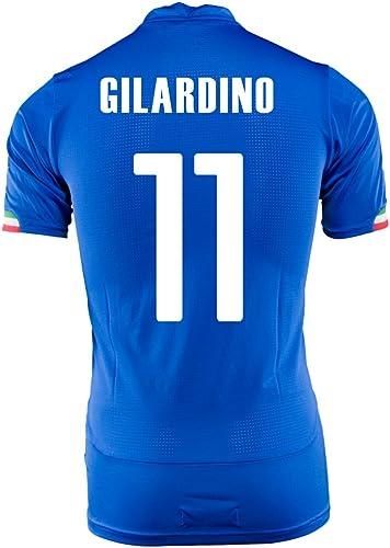 GILARDINO   11 ITALIE ACCUEIL JERSEY WORLD CUP 2014 (L)