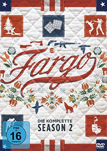Produktbild von Fargo - Season 2 [4 DVDs]