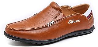 e6c713a0 CHENDX Zapatillas, Los Mocasines de Ocio de Round Head están Hechos de  Fondos Suaves y