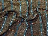 Lady McElroy Highland Tweed Beschichtungsstoff, mehrfarbig,