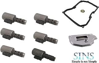SINS - TF60-SN/09G Transmission Solenoid Kit - Fit 09G325039A 09G325039AX