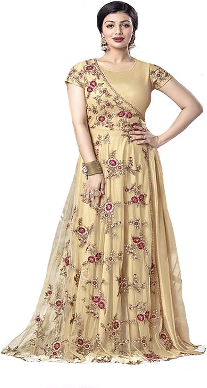 Bollywood Collection Anarkali Salwar Kameez suit Wedding Ceremony bridal 8635