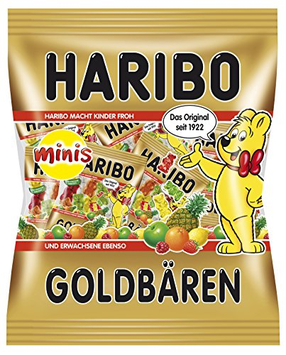 Haribo Goldbären-Minis, 250 g Beutel