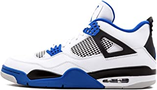 Men's AIR 4 Retro Professional Basketball Shoes Fashion Classic Breathable Comfortable Lightweight Non-Slip wear-Resistant Training Shoes