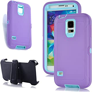 Best samsung galaxy s5 case with built in screen protector Reviews