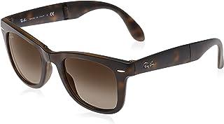 RB4105 Folding Wayfarer Square Sunglasses
