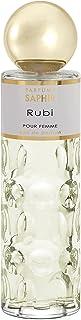 PARFUMS SAPHIR Rubi - Eau de Parfum con vaporizador para Mujer - 200 ml