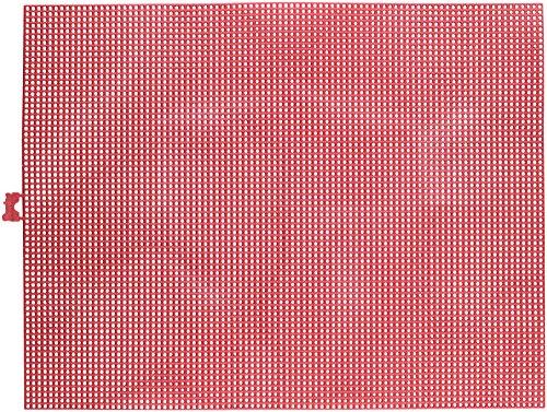 Darice 33900–41 Plastique sur Toile 7 Comte, Multicolore, 10 x 33 cm