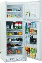 propane powered refrigerator