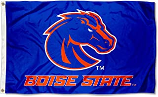College Flags & Banners Co. Boise State Broncos Blue Flag