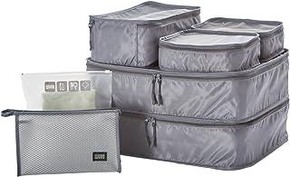 WYQN トラベルポーチ 7点セット アレンジケース スーツケース収納 オーガナイザー 旅行 出張 収納ケース