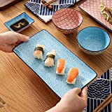 Zoom IMG-2 vancasso macaron set di sushi